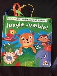 Jungle jumble