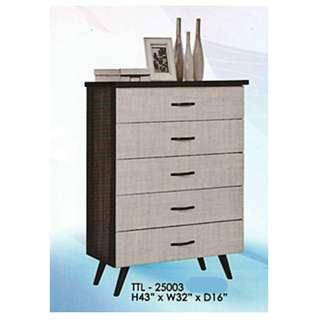 chest of drawer model - 25003