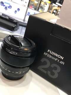 Fujifilm 23mm F1.4 XF Lens