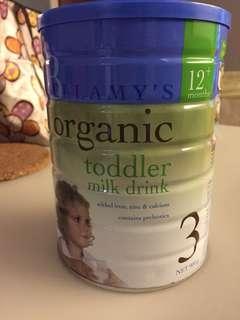 Bellamy's Organic Milk powder