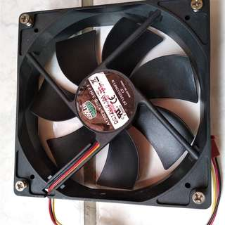 酷媽  12公分 電腦  風扇