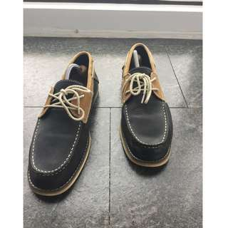 Black-Brown Timberland Man Loafer