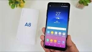 Samsung Galaxy A8 promo chasback