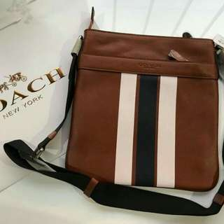 FREE SHIP Coach Bag for Men sling crossbody style1