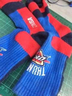NBA OKC Thunder socks