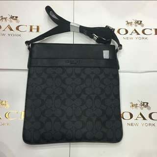 FREE SHIP Coach Bag for Men sling crossbody style4