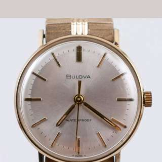 Bulova Mechanical Watch