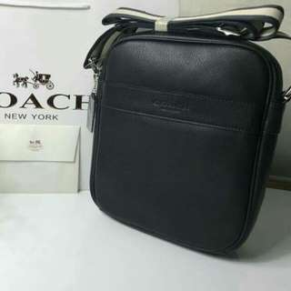 FREE SHIP Coach Bag for Men sling crossbody style6