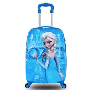 "Frozen Design 18"" Luggage"
