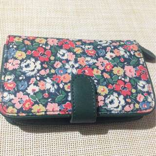 Authentic Cath Kidston Folded Zip Wallet