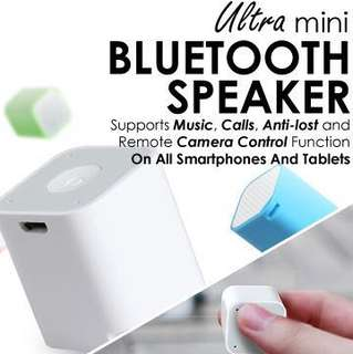 Ultra Mini Universal Bluetooth Speaker