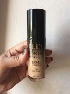 MILANI FOUNDATION 2-IN-1 Original