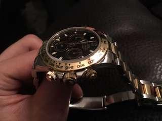 Rolex Daytona 116503 black dial, like new