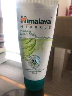 Himalaya Herbal Purifying Neem Mask