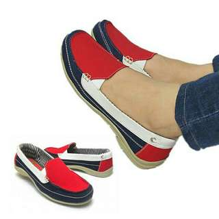 Loafer canvas
