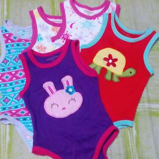 #babysale ONESIE TICKLE BABY'S 5PCS