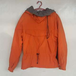 J. Crew Winter Pullover Jacket