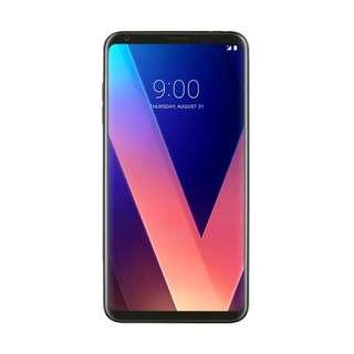 Kredit yuk LG V30+ - Black Proses Mudah