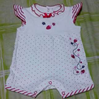 #babysale STRAWBERRY ONESIE