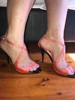 Collection heels