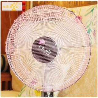 Fan safety shield
