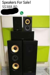 Brand new accusound speaker