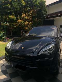 2012 Porsche Cayenne 3.6 958 SUV