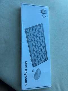 Wireless Keyboard n Mouse