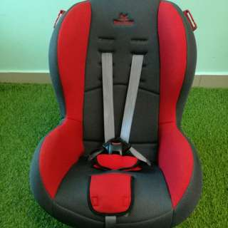 Baby Shield car seat