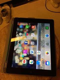 iPad 4 WiFi version 16gb