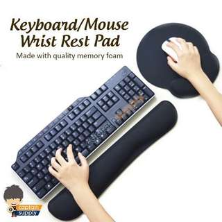 Keyboard / Mouse Wrist Rest Pad