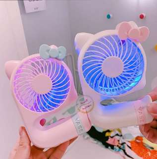 [PO] Hello Kitty USB Rechargeable Fan