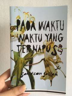 Malay Novel (Pada Waktu-Waktu Yang Terhapus)