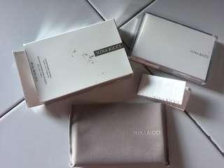 New!!! Nina Ricci colour coordinates powder..