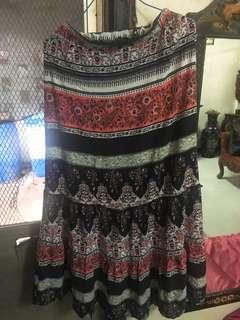 Cotton On Bohemian Skirt