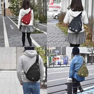 日本️直送 anello 潮型Body Bag背孭袋