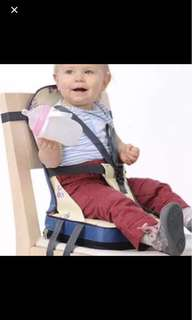 Portable Toddler booster seat