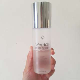 WARDAH PURE TREATMENT ESSENCE (SISA SEPERTI DI FOTO,EXP.2020)