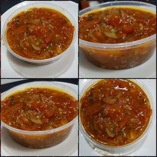 SPICY APPETIZER