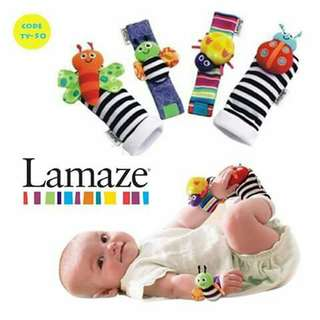 Lamaze Wrist and Foot Finder - TY50