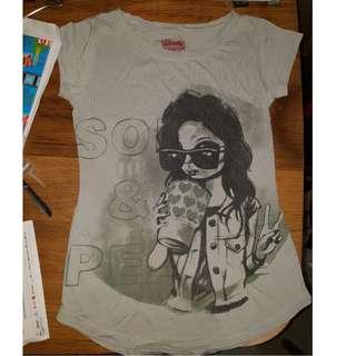 Teen's t-shirt (Gray)