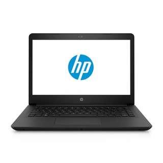 Leptop HP 14-bp001tu,Cicilan Tanpa CC Proses 3mnt DP Kurang Dari 1JT