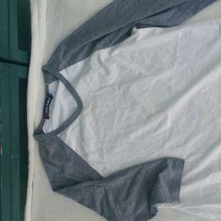 Baleno three-fourths sleeves