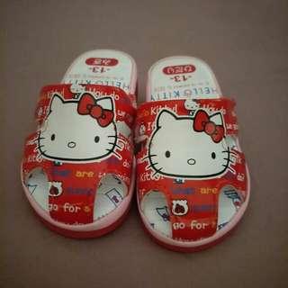 Hello Kitty Slip Ons