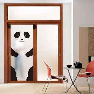 🚚 可愛門貼 - 熊貓
