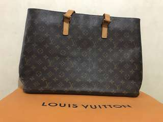 AUTHENTIC LOUIS VUITTON LUCO MM
