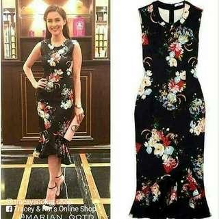 Celebrity Inspired Dress