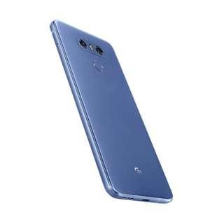 LG G6 Smartphone - Marine Blue Kredit Cepat