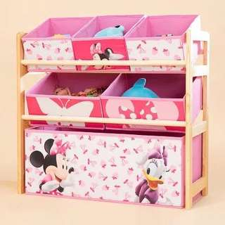 PO Minnie Mouse storage boxes/ drawers