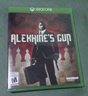 XBox One Game Alekhine's Gun